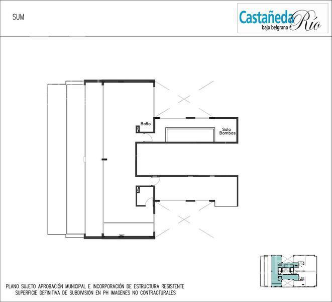 Foto Edificio en Belgrano C CASTAÑEDA 1800 Y SUCRE - BAJO BELGRANO número 8