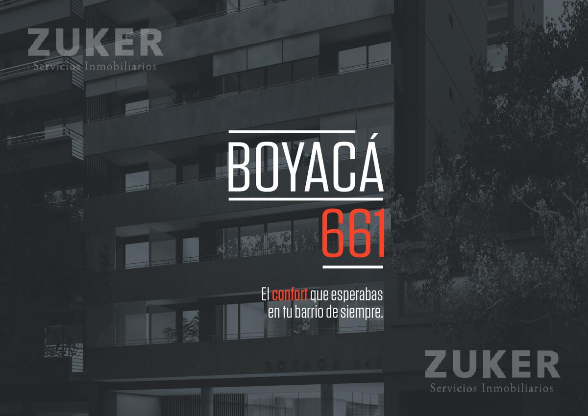 Foto EMPRENDIMIENTO - Edificio en  en  Capital Federal , Argentina  Boyaca 661