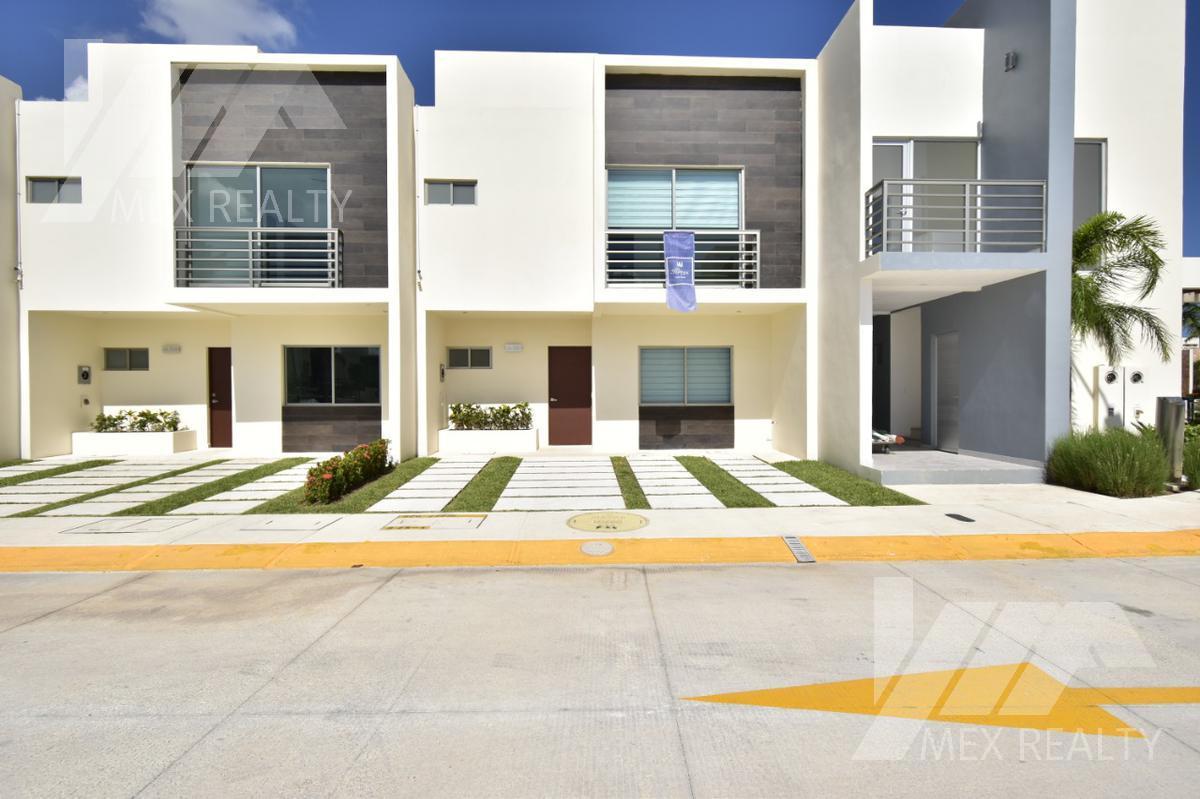 Foto DESARROLLO - Condominio en  en  Cancún , Benito Juárez  Casa en Venta, KINGS HOMES,$3,095,000 MXN, Clave SIND7