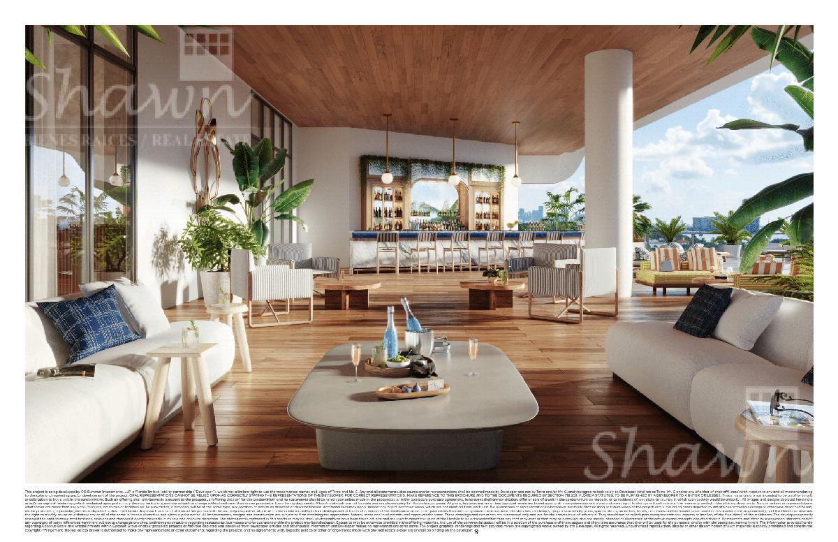 Foto Condominio en Miami-dade 2655 S BAYSHORE DRIVE, COCONUT GROVE, FL 33133 número 10