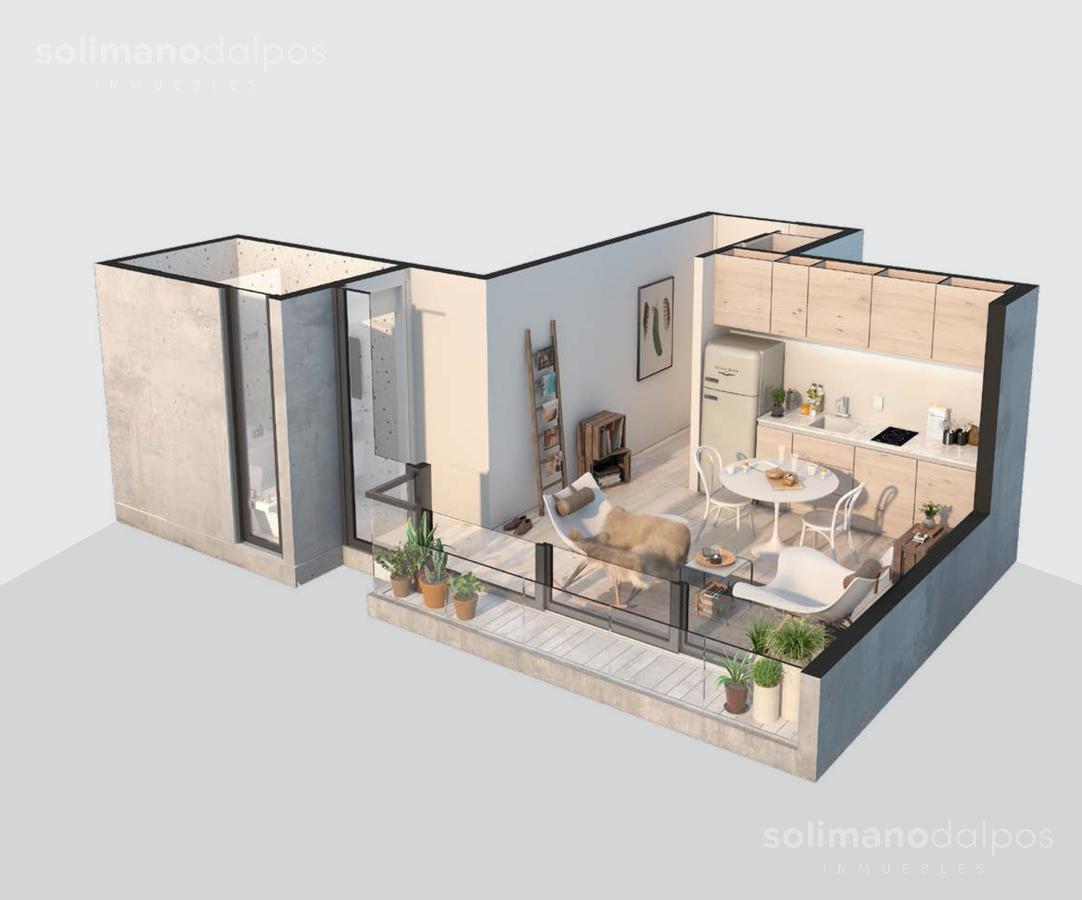 Foto Edificio en Palermo Bonpland 2214 número 8