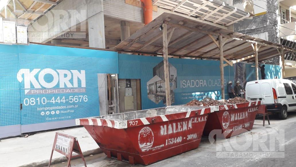 Foto Edificio en Belgrano Olazabal entre Vuelta de Obligado y Cuba numero 13