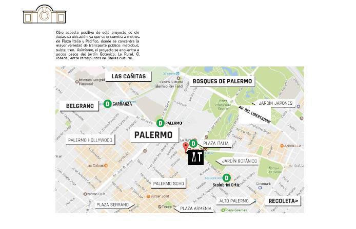 Foto Departamento en Venta en  Palermo ,  Capital Federal  Thames al 2400