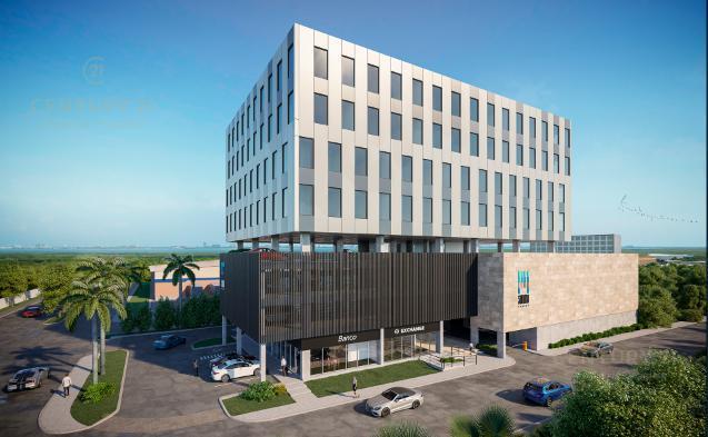 Foto Edificio de oficinas en Cancún OFICINAS EN VENTA EN CANCÚN CERCA DEL AEROPUERTO SUMMA CENTER número 1