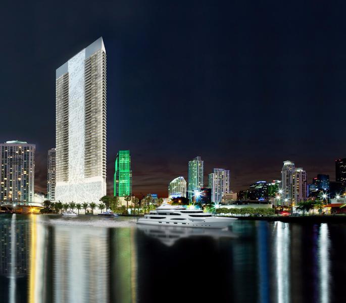 Foto Edificio en Tela 55 SW Miami Avenue Road número 2