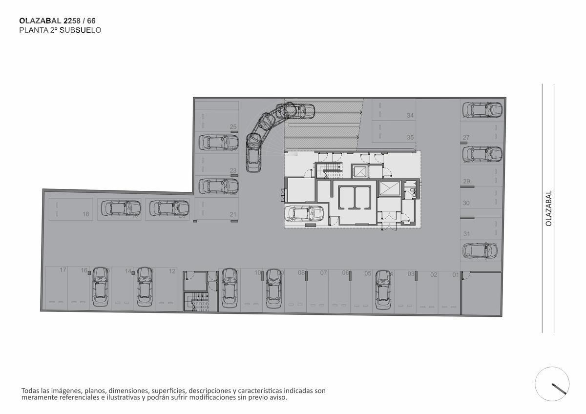 Foto Edificio en Belgrano Olazabal al 2200 numero 12