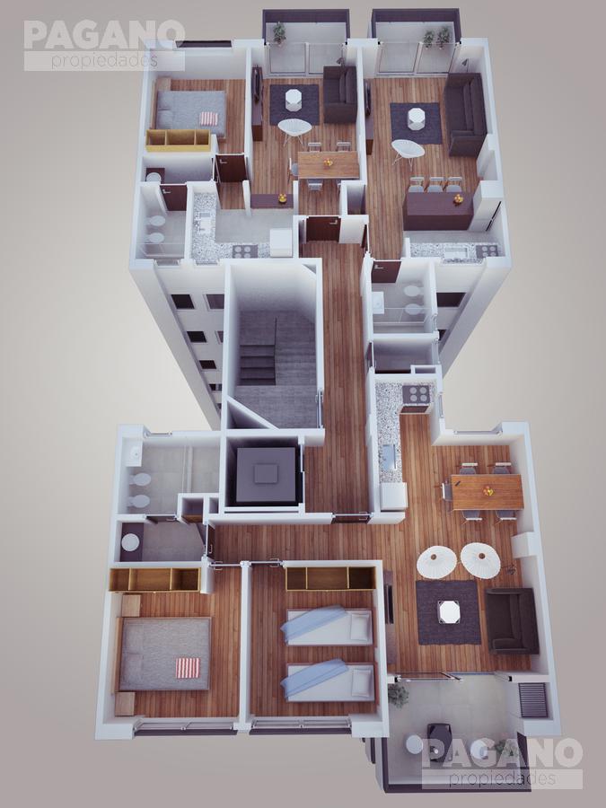 Foto Edificio en La Plata 38 ENTRE 4 Y 5 número 3