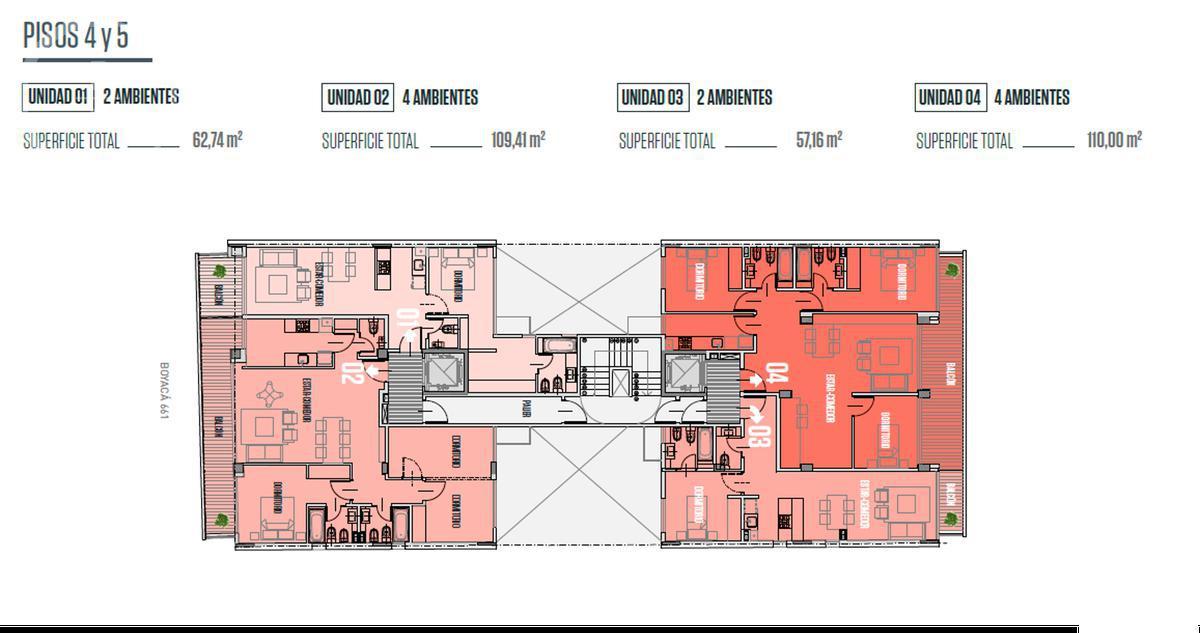 Foto Edificio en Flores Boyaca 661 número 9
