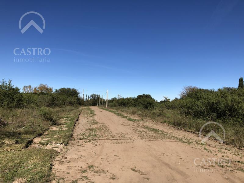 Foto Terreno en Venta en  Piedra Blanca Abajo,  Merlo  calle pública