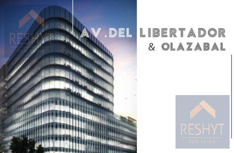 Foto Edificio de oficinas en Belgrano AV. DEL LIBERTADOR Y OLAZABAL - BELGRANO número 1