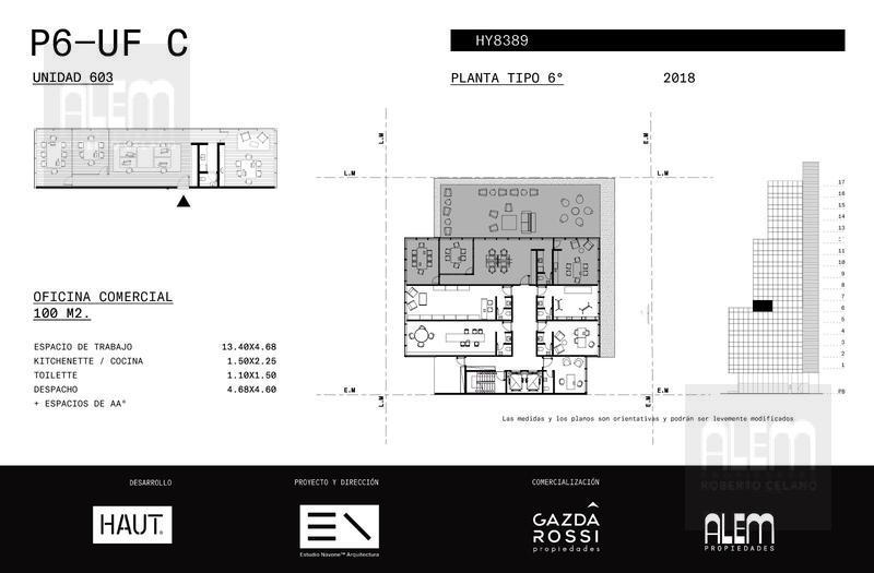 Foto Edificio de oficinas en Lomas de Zamora Oeste Avenida Hipólito Yrigoyen 8389 número 21