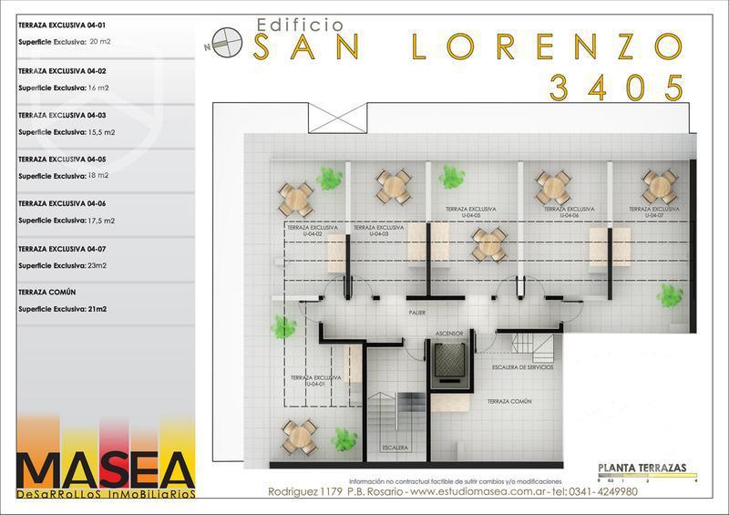 Foto Edificio en Luis Agote San Lorenzo 3405 número 4