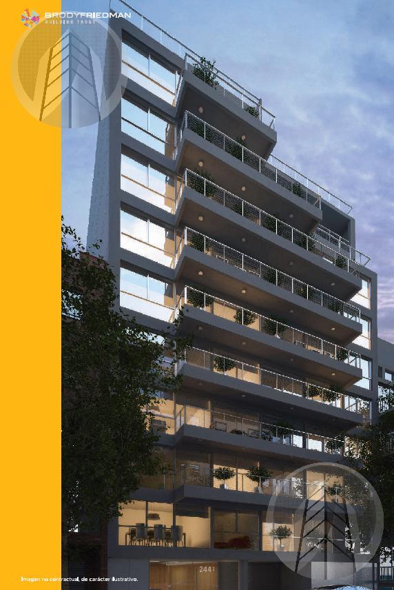 Foto Edificio en Belgrano Quo Quesada - Quesada 2400 - 1,2,3,4 Ambientes número 3