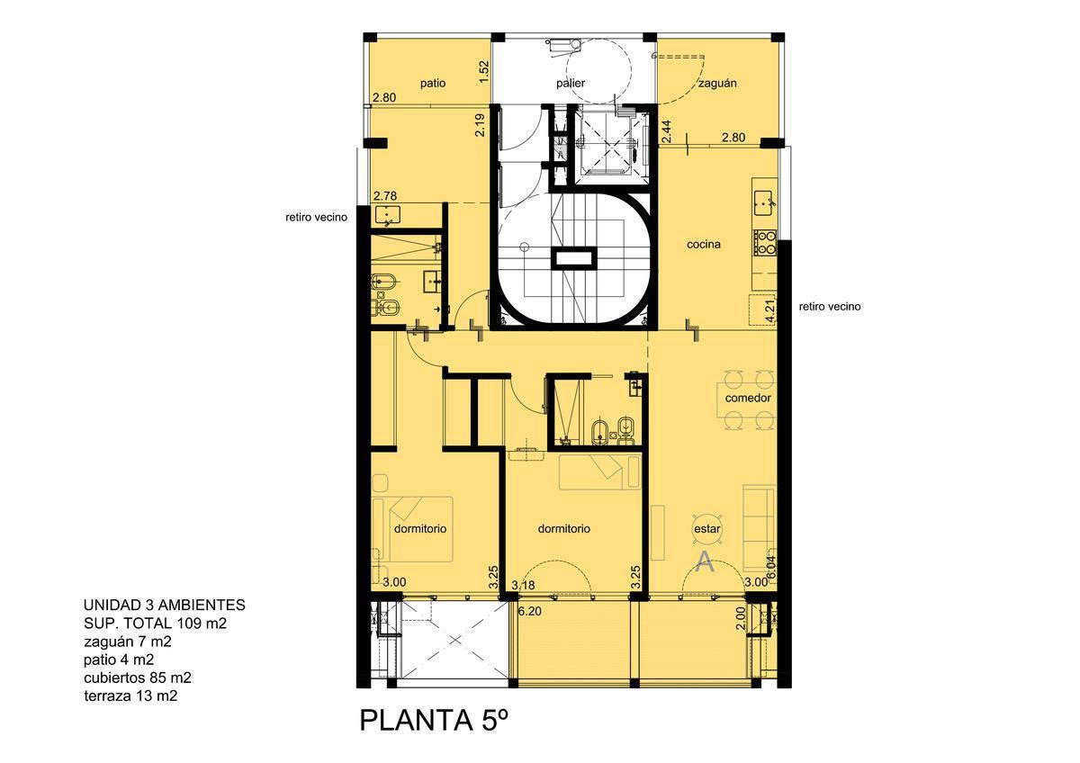 Foto Edificio en Coghlan Av. Balbin 2636   número 7