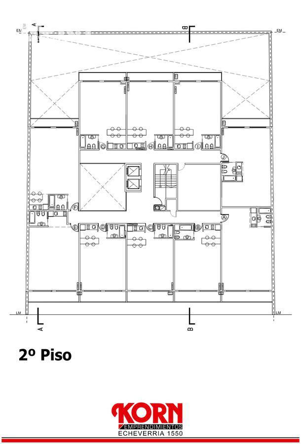 Foto Edificio en Belgrano Barrancas Echeverría entre Montañeses y Av. del Libertador numero 10