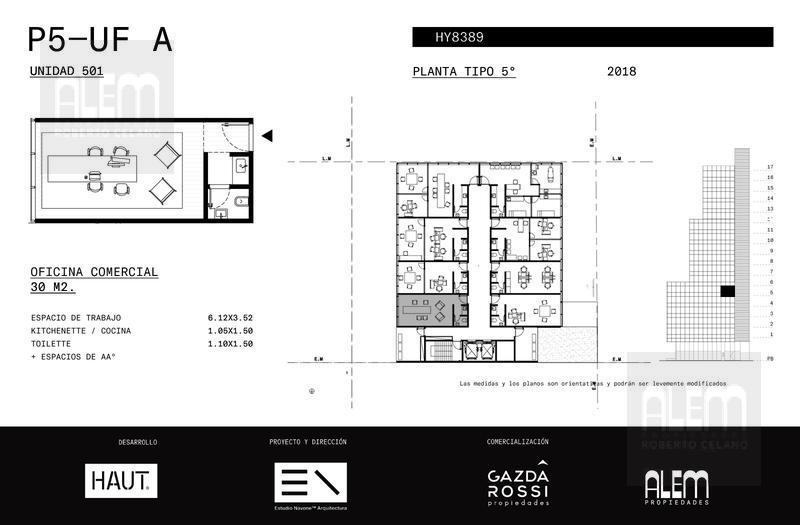 Foto Edificio de oficinas en Lomas de Zamora Oeste Avenida Hipólito Yrigoyen 8389 número 19