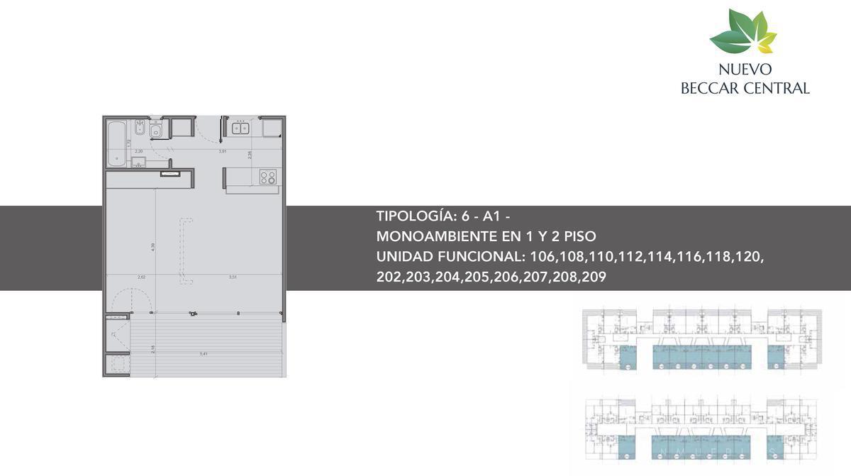 Foto Edificio en Beccar Intendente Becco 2300 número 16