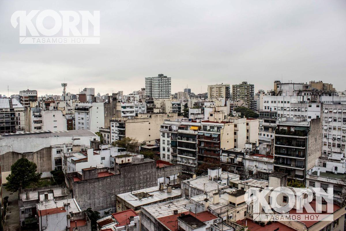 Foto Edificio en Caballito Hidalgo al 500 entre Aranguren y M. de Andes numero 9