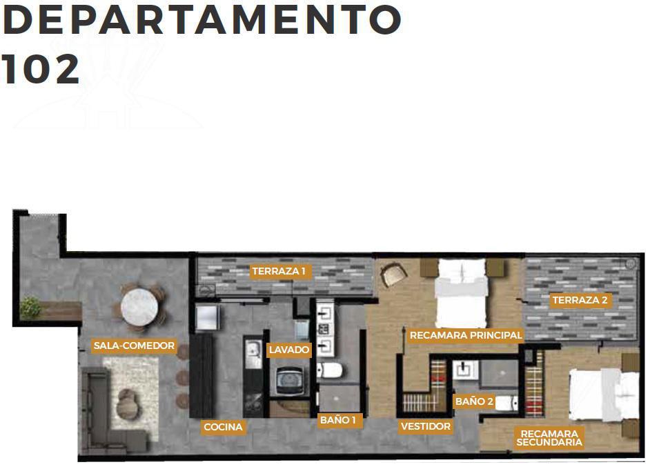Foto Edificio en Roma Norte  SAN LUIS 136 número 8
