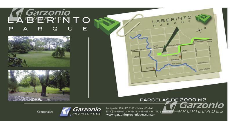 Foto Barrio Abierto en Trelew Parque Laberinto número 2