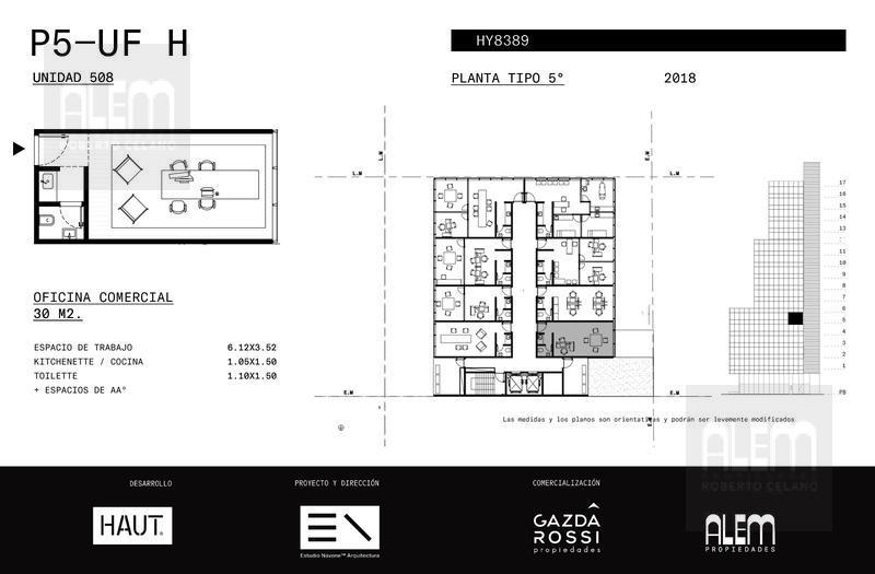 Foto Edificio de oficinas en Lomas de Zamora Oeste Avenida Hipólito Yrigoyen 8389 número 9