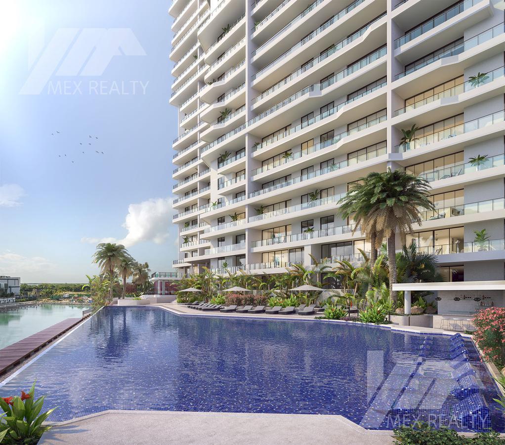 Foto Condominio en Puerto Cancún  Marina Town Center, Puerto Cancún, Zona Hotelera, Cancún  número 12