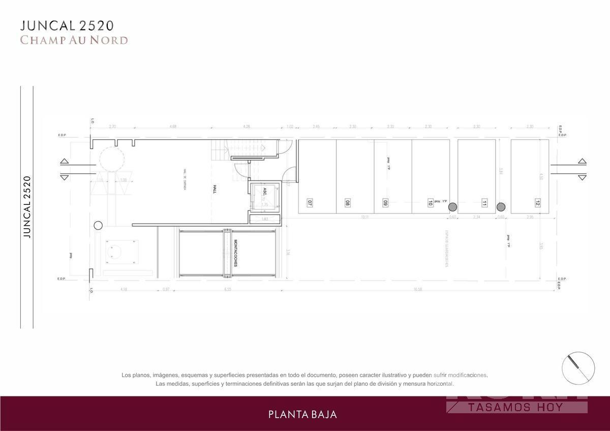 Foto Edificio en Recoleta Juncal entre Anchorena y Laprida numero 10
