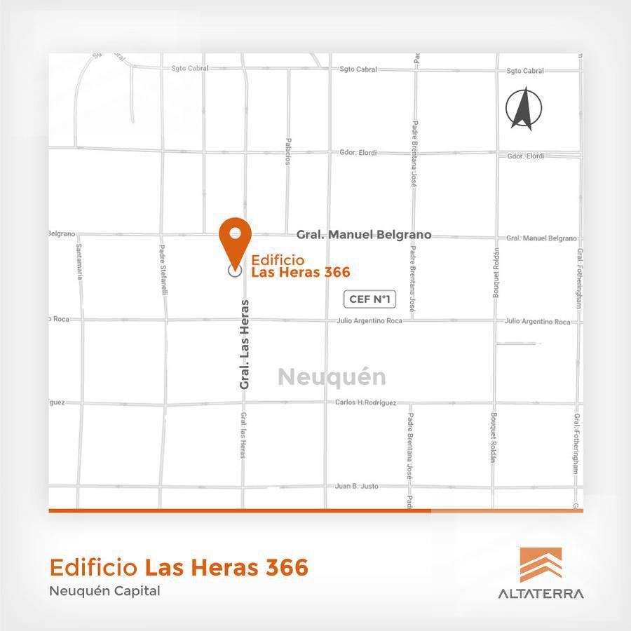 Foto Edificio de oficinas en Neuquen EDIFICIO LAS HERAS 366 NEUQUEN número 7