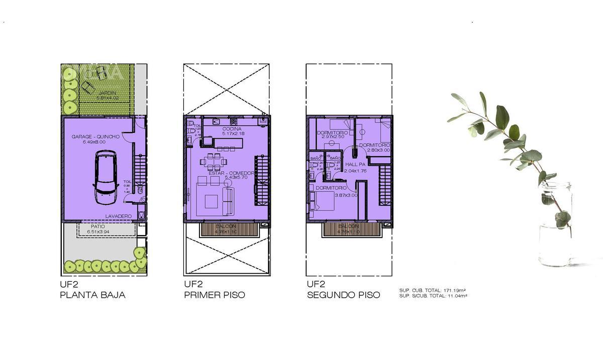 Foto Condominio en Beccar Alto BECCO HAUSS número 3