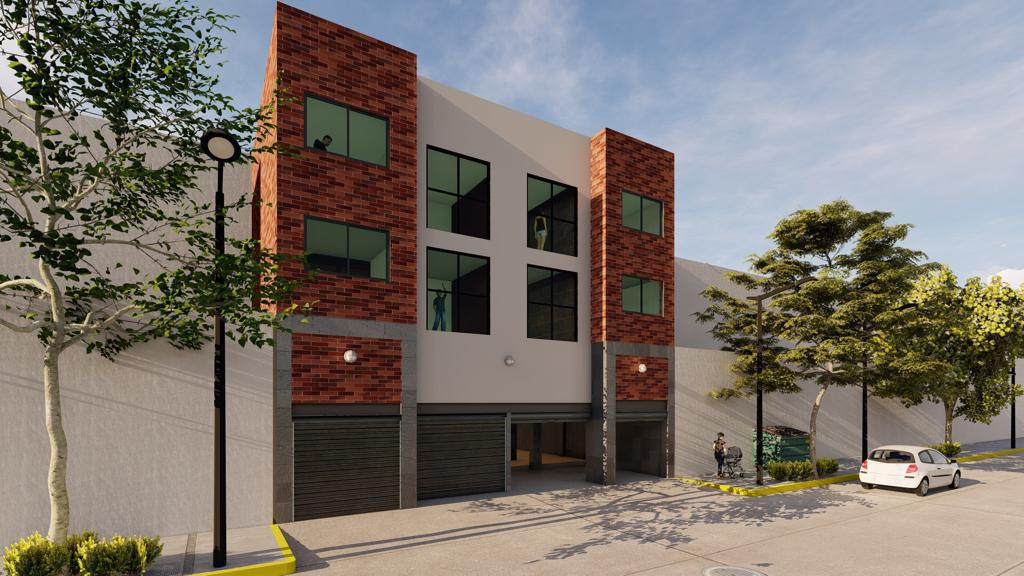 Foto Edificio en Tacuba Winnipeg número 1