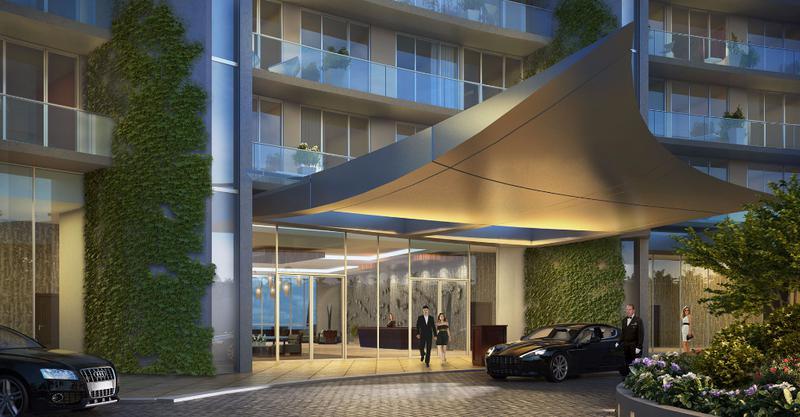 Foto Edificio en Aventura 3250 NE 188th St.  número 16