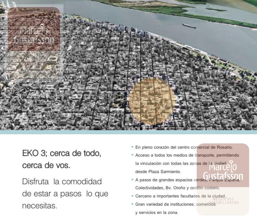 Foto Edificio en Rosario EKO 3 número 5