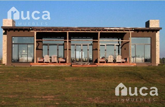 Foto Terreno en Venta en  El Naudir,  Countries/B.Cerrado (Escobar)  VENTA | OPORTUNIDAD VISTA DIRECTA A LA LAGUNA A PRECIO DE LOTE INTERNO
