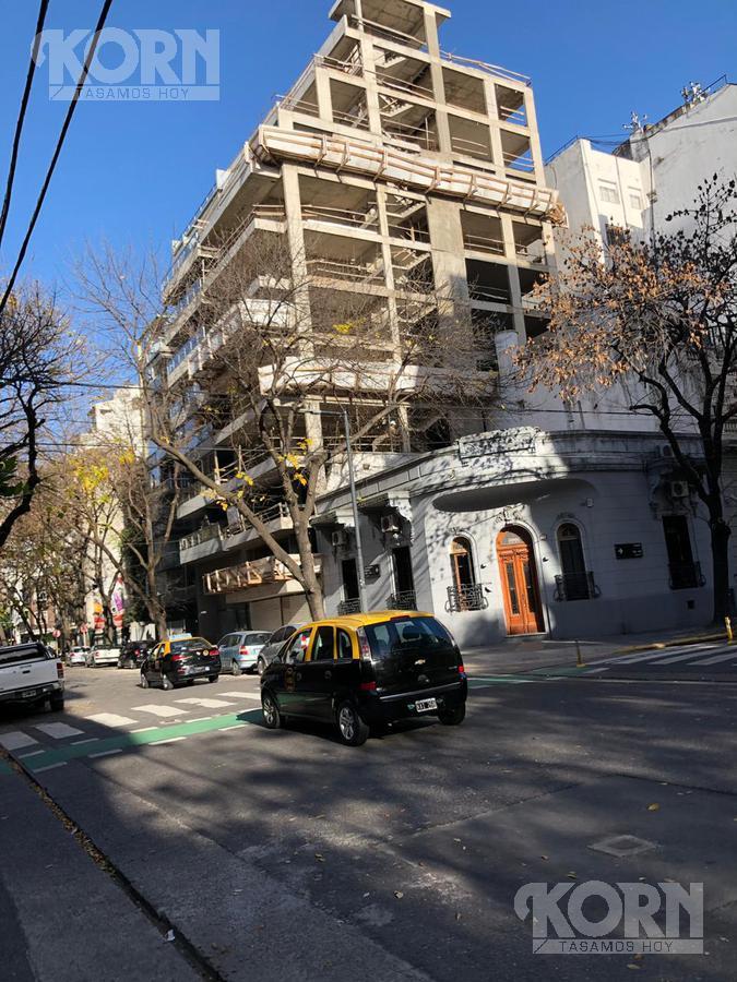 Foto Edificio en Palermo Matienzo entre C. de la Paz y Zapata numero 10