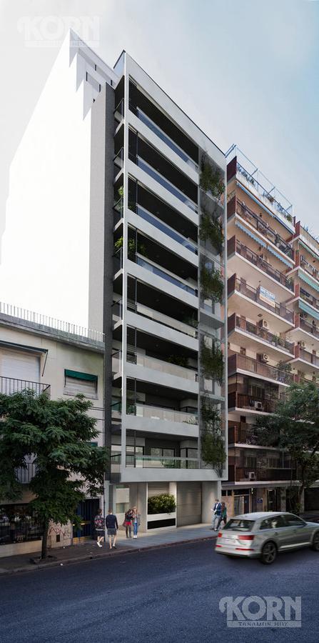 Foto Edificio en Recoleta Azcuénaga entre Beruti y Juncal numero 5
