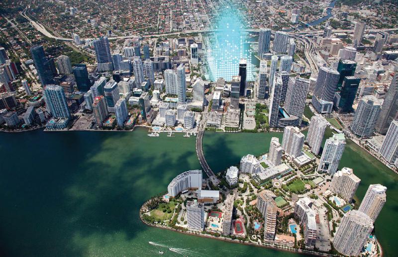Foto Edificio en Tela 700 Brickell Avenue, Miami, FL número 8