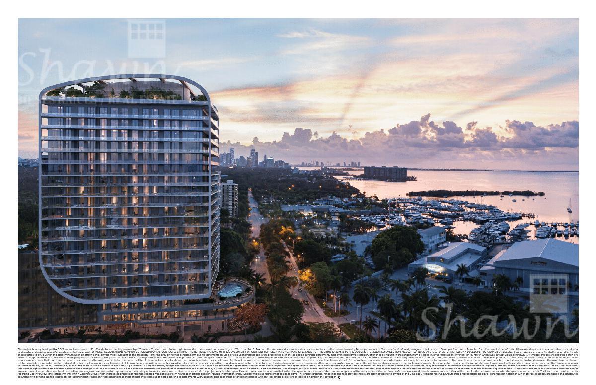 Foto Condominio en Miami-dade 2655 S BAYSHORE DRIVE, COCONUT GROVE, FL 33133 número 5