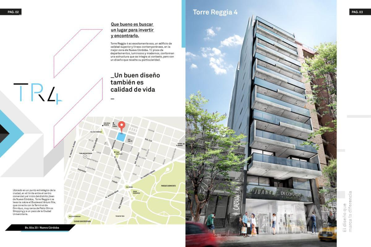 Foto Edificio en Nueva Cordoba BV. ILLIA 20 número 2