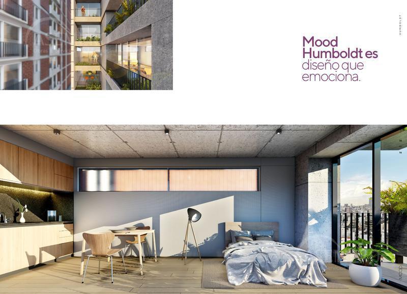 Foto Edificio en Palermo Humboldt 2363 número 12