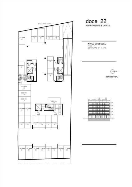 Foto Edificio en Pocitos Zona residencial a metros de WTC numero 5