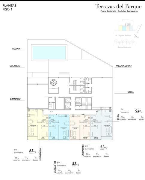 Foto Edificio en Caballito Marechal 862 número 18
