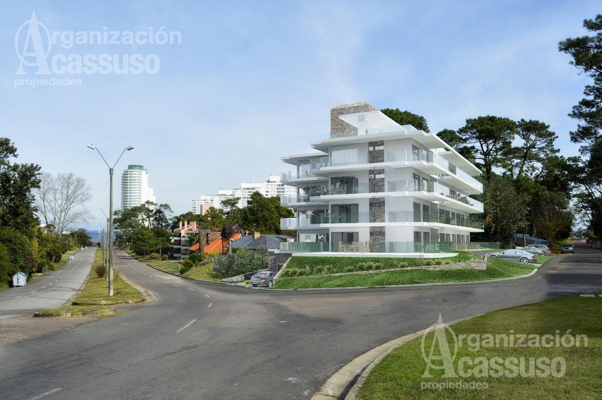 Foto Edificio en Playa Mansa Edificio Sophia Playa Mansa P18 Av Jose Terradel número 3
