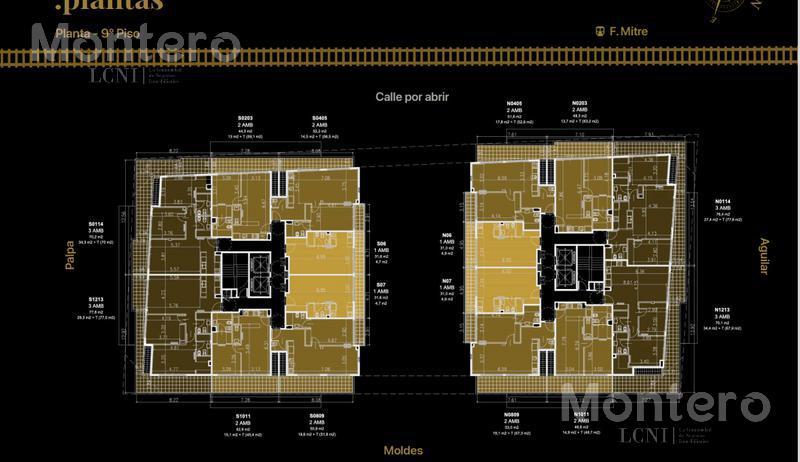 Foto Edificio en Colegiales Moldes 800 número 11