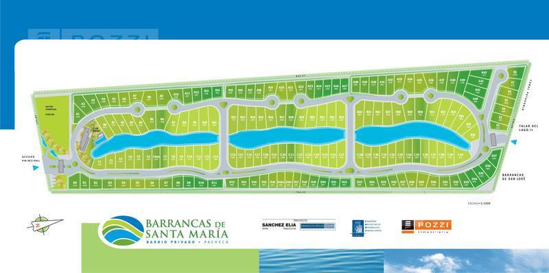 Foto Barrio Privado en Barrancas de Santa Maria Av. De los Constituyentes 2300 número 18