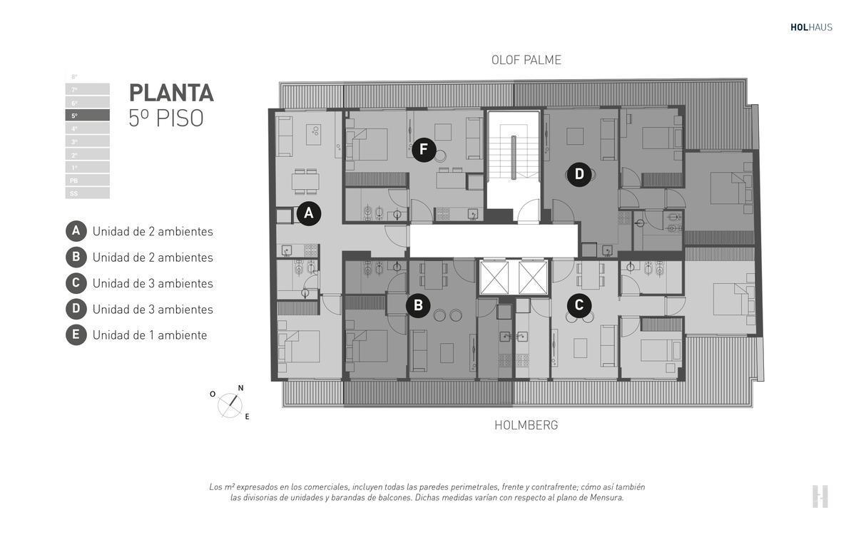 Foto Edificio en Saavedra Holmberg 4091/ 4081 número 16