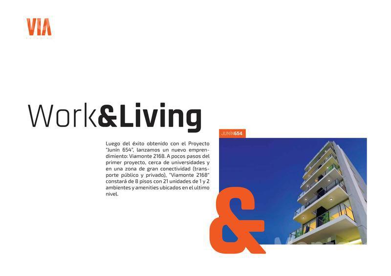 Foto Edificio de oficinas en Recoleta Viamonte 2100 número 2