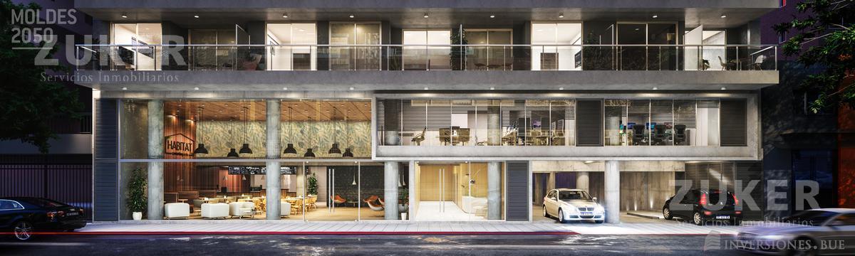 Foto Edificio en Belgrano Moldes 2050 número 9