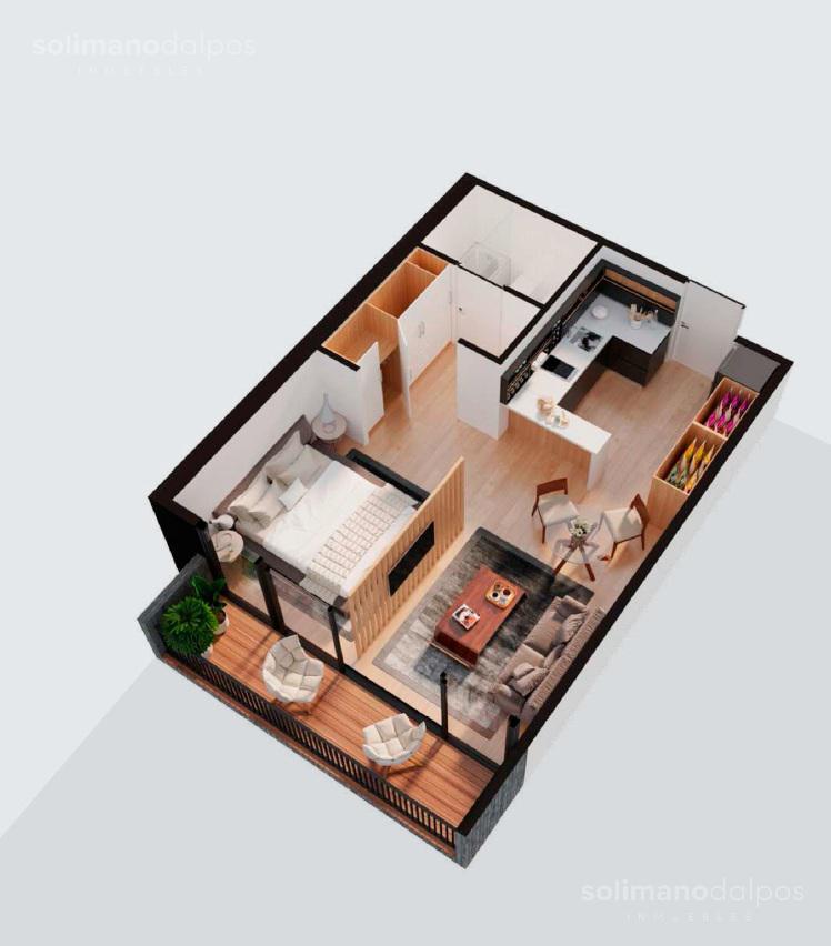 Foto Edificio en Colegiales Amenabar 257 número 10