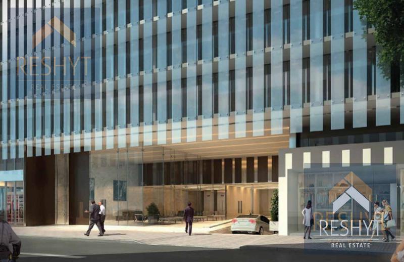 Foto Edificio de oficinas en Belgrano AV. DEL LIBERTADOR Y OLAZABAL - BELGRANO número 7