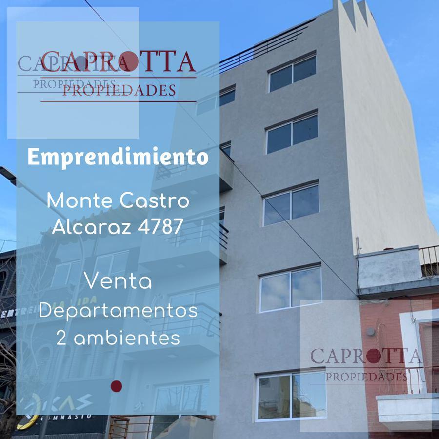 Foto Edificio en Villa Devoto ALCARAZ 4787           número 1